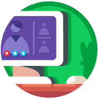 complex video call