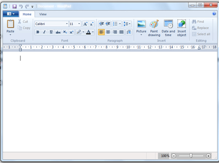 how to use wordpad step by step guide