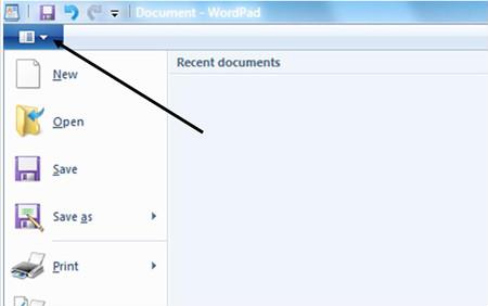 How to use WordPad | Digital Unite