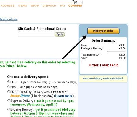 Cómo usar Amazon para comprar 10