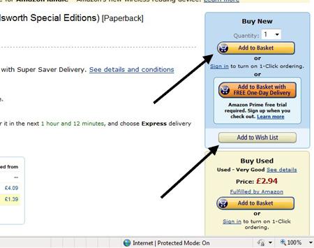 Cómo usar Amazon para comprar 2
