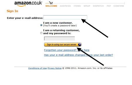Cómo usar Amazon para comprar 6
