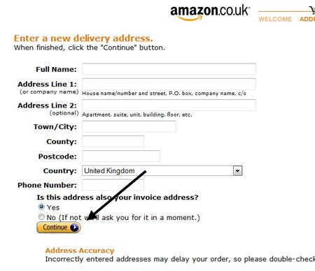 Cómo usar Amazon para comprar 7