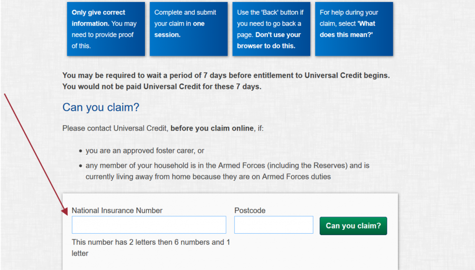 How to claim Universal Credit online | Digital Unite