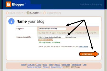 Which name should I pick for my blog?