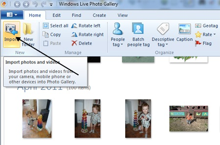 How to download pictures from camera to computer | Digital Unite