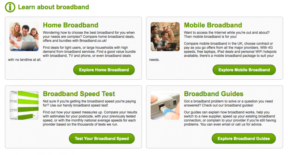 How to check your internet speed | Digital Unite