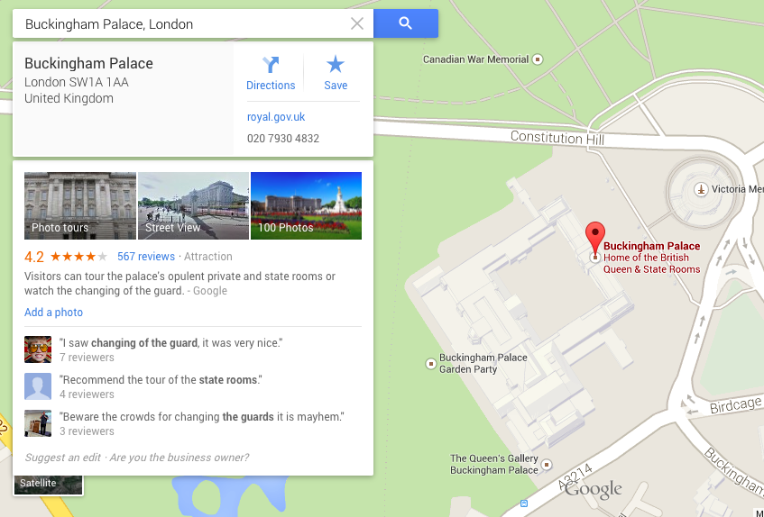 How to use Google Maps | Digital Unite Change View In Google Maps on