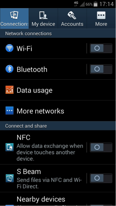 How to connect to wifi on an Android phone | Digital Unite