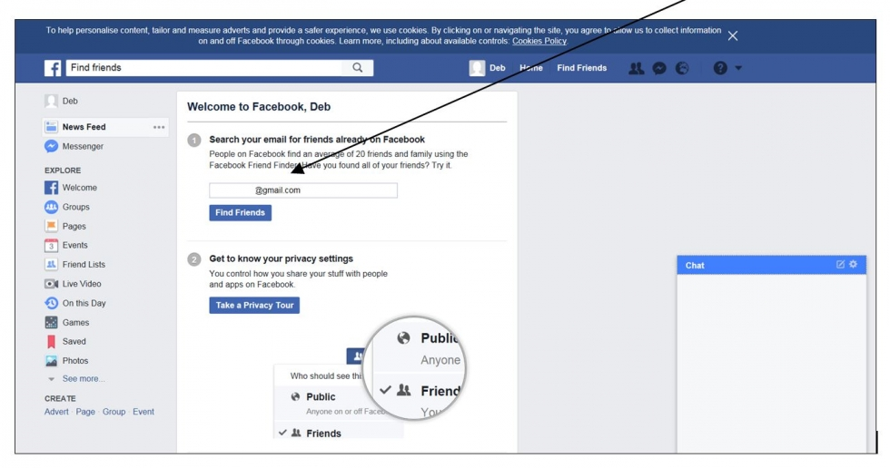 How to join Facebook | Digital Unite