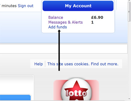 How to play the lottery online   Digital Unite