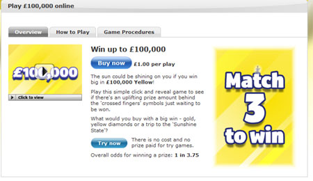How to play the lottery online | Digital Unite