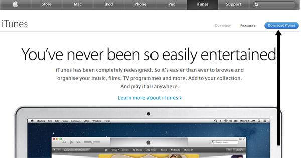 How to download iTunes | Digital Unite