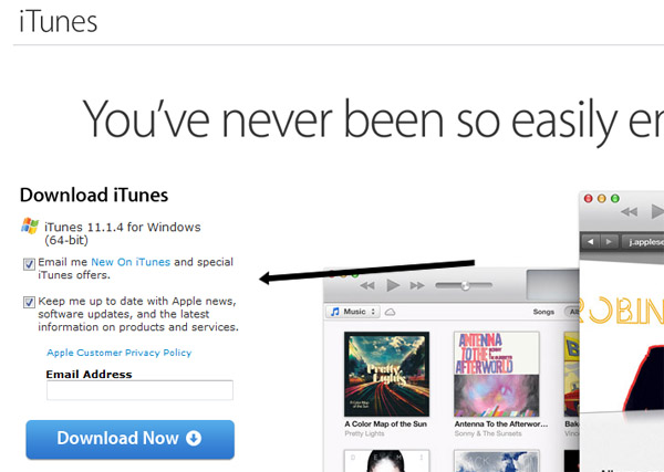 How to download iTunes | Digital Unite