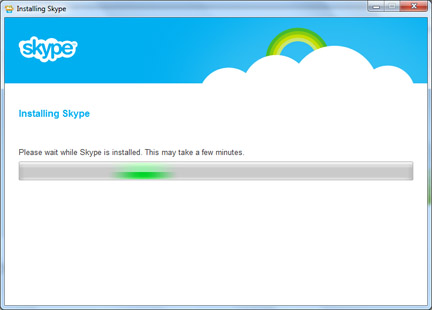 sign into skype without microsoft