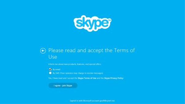 download skype latest version for windows 8.1
