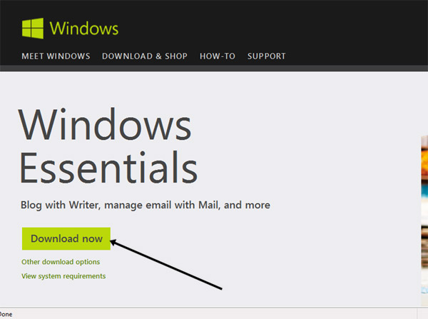 Download free windows live mail, windows live mail 2012 16. 4. 3508.