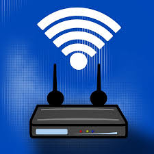 picture of a router