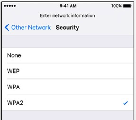 How to connect to wifi on an iPhone | Digital Unite