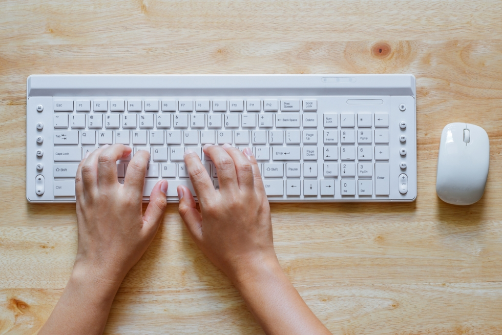 How to use a computer keyboard | Digital Unite
