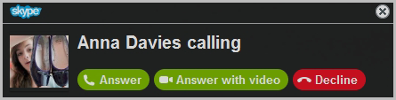 how to get someones skype email