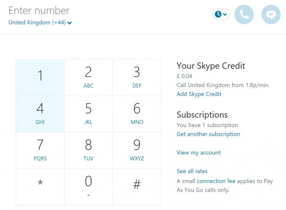 How to Skype a landline   Digital Unite
