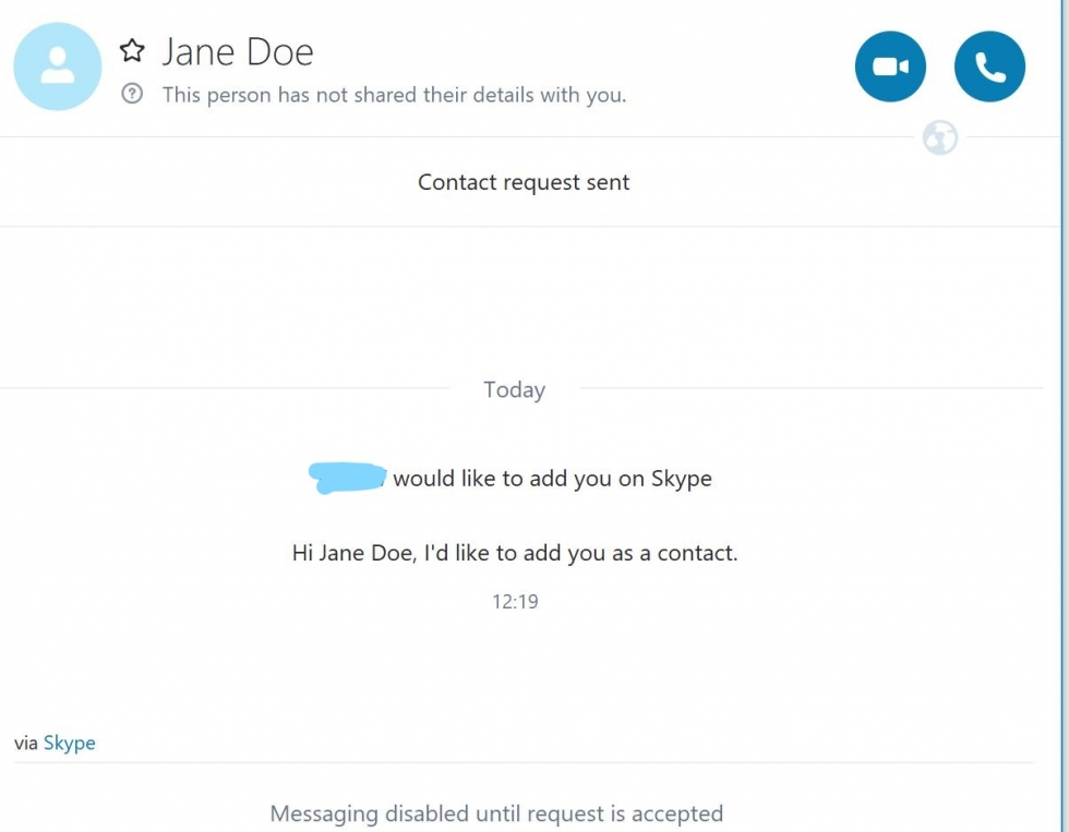 How to find Skype contacts | Digital Unite