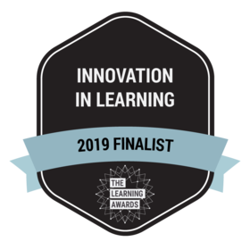 Innovation in Learning 2019 finalist