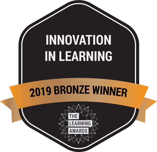 Learning Awards Bronze badge