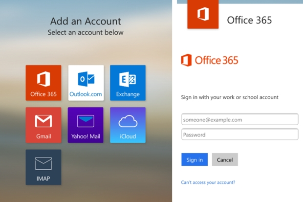 Setting up an Outlook account on a mobile device | Digital Unite