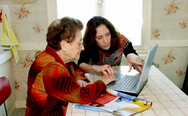 Guinness Care joins our Digital Champions Network to help older residents online